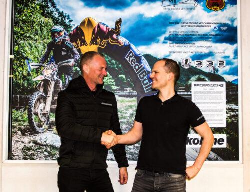 Partnerschaft | SILKOLENE auch 2019 wieder an der Seite von Rolf Enz!