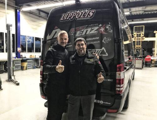 Welcome on board! | Sponsoring Season 2020 – Carrosserie Grossen, CH-3360 Herzogenbuchsee